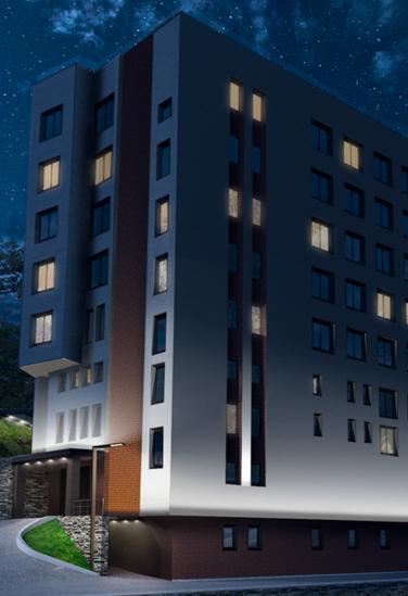 Отель Нерчинская