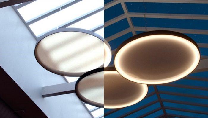 AGI RINGO ZENITH подвесной светильник
