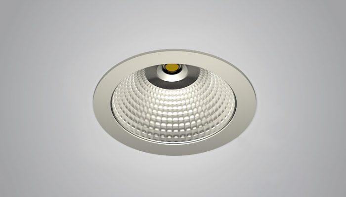 DANI LED встраиваемый светильник