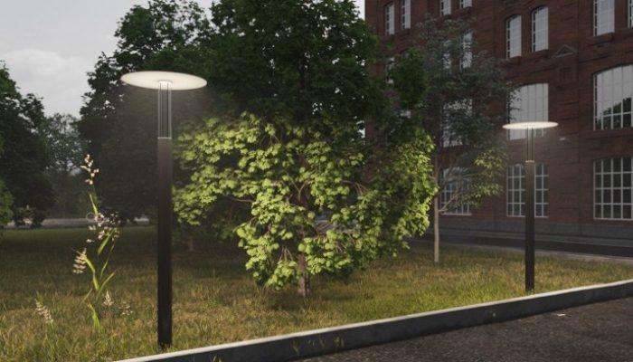 FENER 120 REFLECT садово-парковый светильник