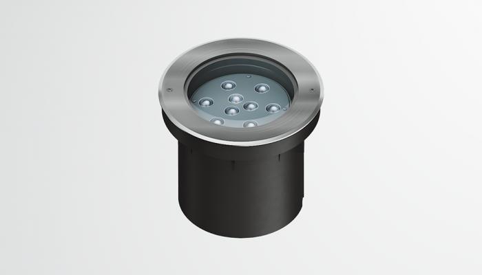 GRUNT M Архитектурный грунтовой светодиодный светильник