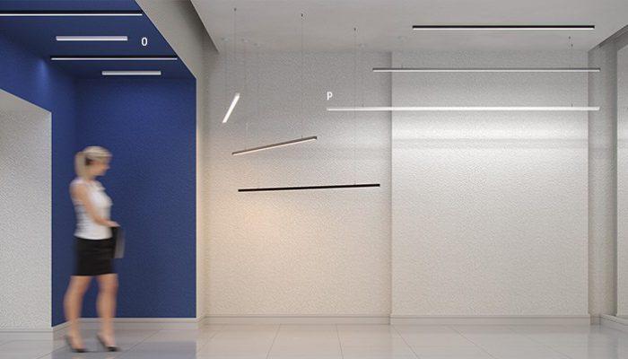 INI LED 01 подвесной светильник