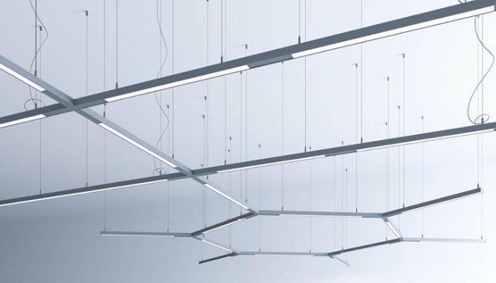 INI LED 01 Connect подвесной светильник