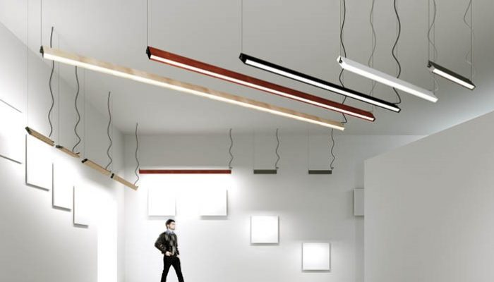 INI LED 05 ROTO подвесной светильник