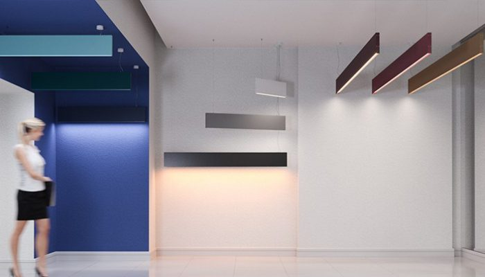 INI LED 10 подвесной светильник