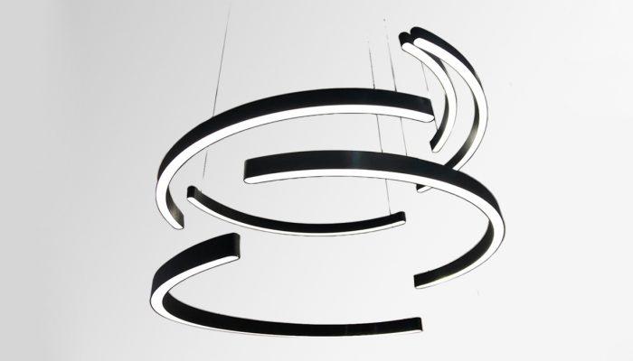 INNOVA LUNA Дизайнерский светодиодный светильник