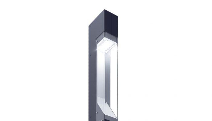 LV Oblong интегрированный в опору светильник