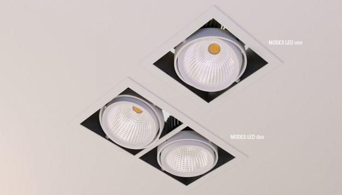 MODES LED встраиваемый светильник