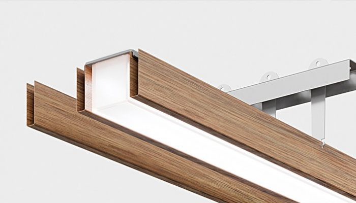 MUNIC AERO светильник для реечных потолков