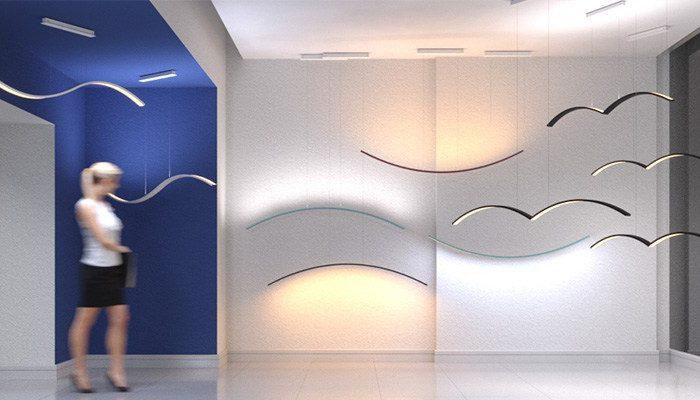 ORIO TRAIT подвесной светильник