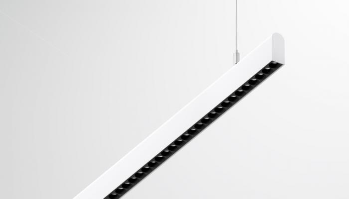 xLine SE подвесной акцентный линейный светильник фигурного сечения